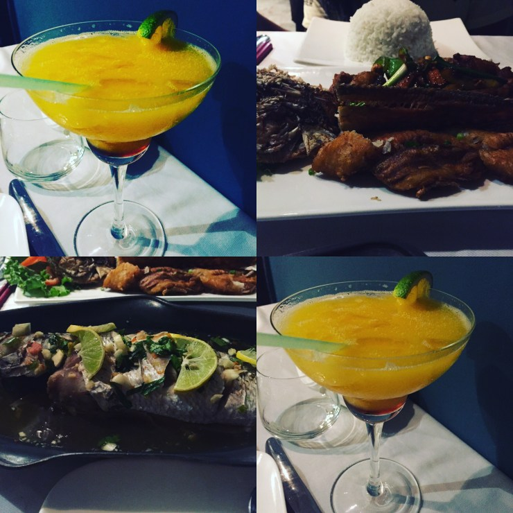 découverte du restaurant thai mai Abidjan vallon