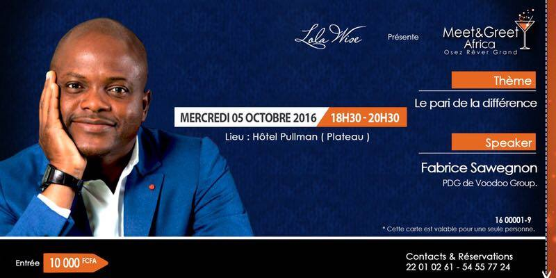Sur Abidjan, semaine du 2 au 9 octobre, évènements, sérialfoodie