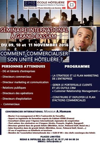 Sur Abidjan semaine du 7 au 13 novembre, Abidjan, SerialFoodie