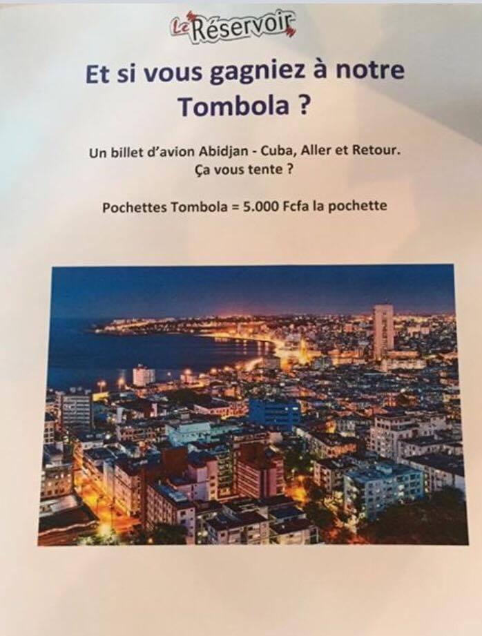 Comme un air de Cuba, Restaurant le reservoir, Abidjan, Porgramme, event, serialfoodie, critique culinaire, ci, ci225, team 225