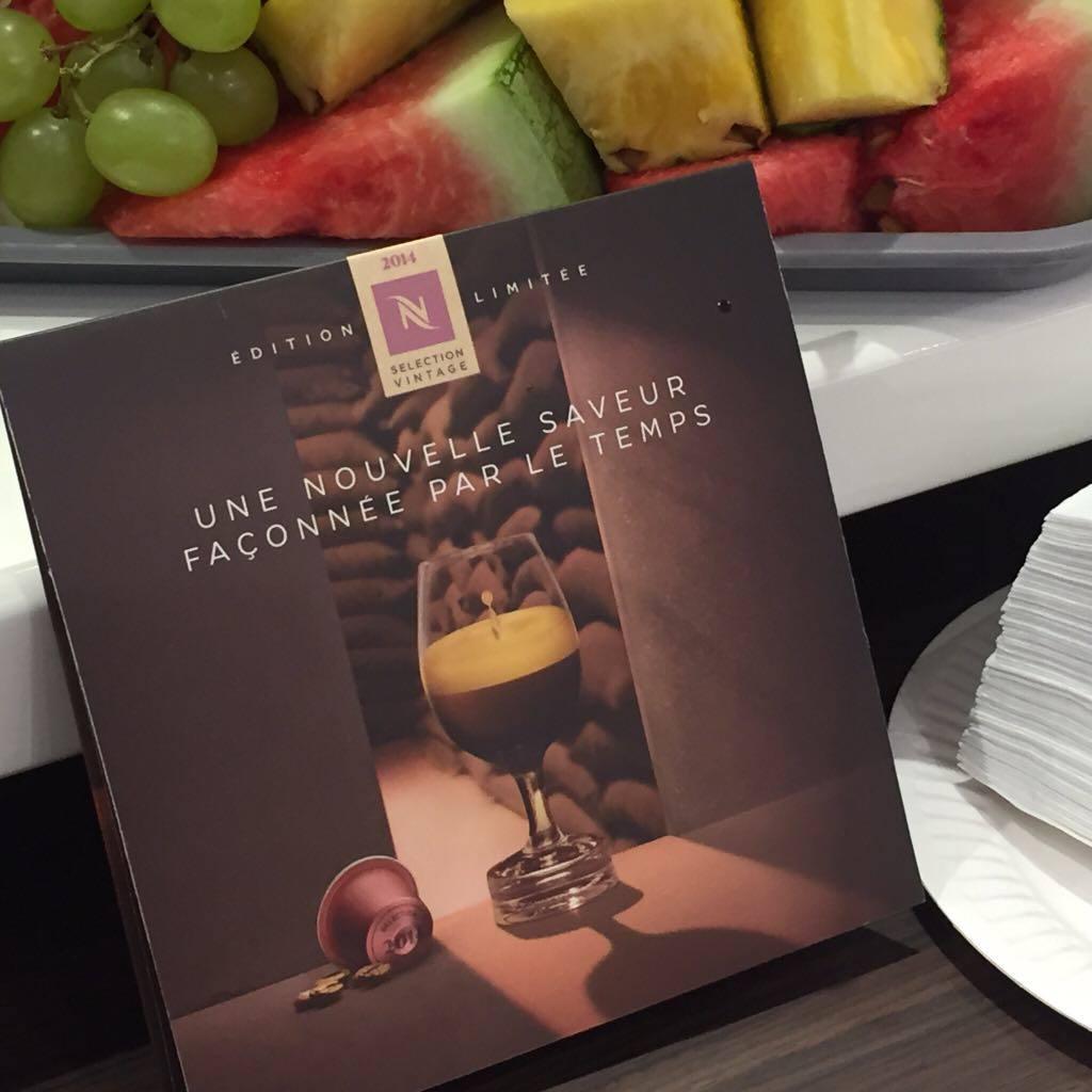 Edition limitée Nespresso, nespresso, abidjan, côte d'ivoire, serialfoodie, critique culinaire, food, foodie, blog, blogger