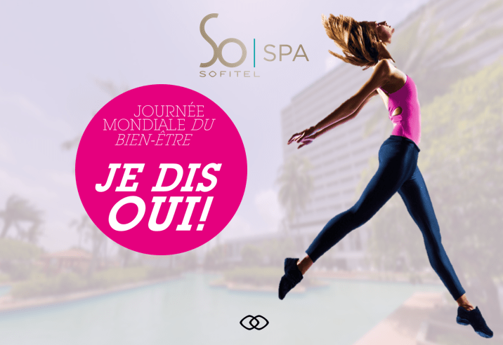 Journée mondiale du bien-être à So Spa, spa, review, journée mondiale du bien être, global wellness day, serialfoodie, blog, review, côte d'ivoire, abidjan, sofitel, so spa