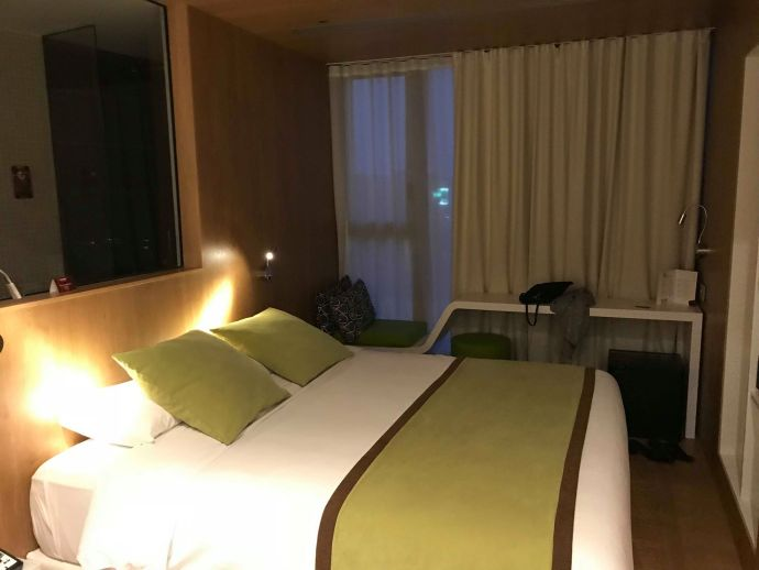Une nuit à Seen Hotel Abidjan, hôtel, review, abidjan, cote d'ivoire, blog, serialfoodie