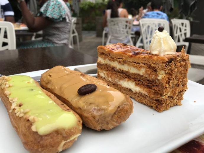 Pistache et chocolat : l'incontournable adresse des samedis matin serial foodie, critique culinaire, critique restaurant, Abidjan, cote d'ivoire, tripadvisor, petit futé, tourisme, tripinafrica,