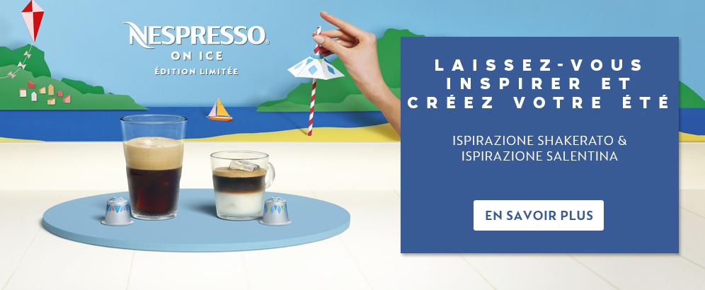 Expérience Estivale avec Nespresso Ispirazione Salentina et Shakerato, nespresso, cote d'ivoire, serialfoodie