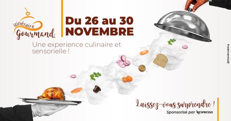 Itinéraire Gourmand 2018, tout savoir sur l'évènement gastronomique autour du café, serialfoodie, nespresso cote d'ivoire, abidjan, cote d'ivoire