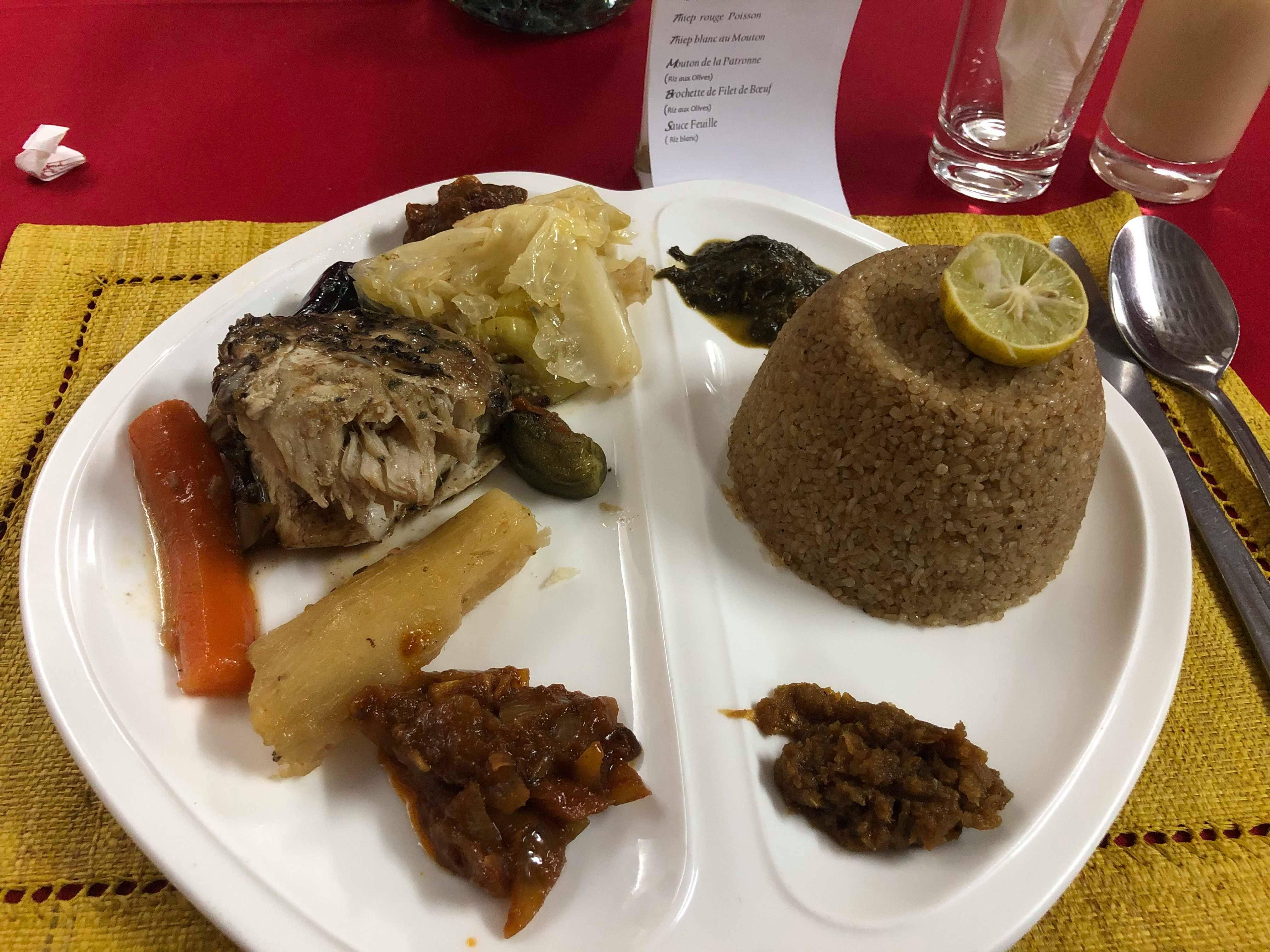 Teral, lourd moment de solitude, teral, cuisine sénégalaise Abidjan, serialfoodie, critique culinaire
