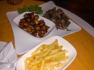 jardiland restaurant abidjan Cocody, cote d'ivoire, blog critique de restaurant, serialfoodie