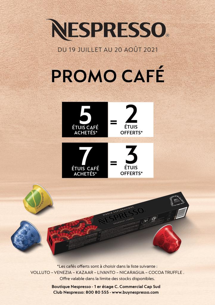 Café à gogo pour les vacances avec Nespresso !, promotion nespresso, serialfoodie, Abidjan, cote d'ivoire