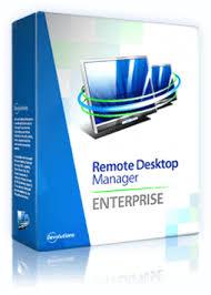 Remote Desktop Manager Enterprise 13.6.6.0 Crack