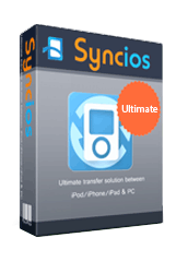 Syncios Manager 6.5.0 Crack