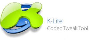 K-Lite Codec Tweak Tool Crack 6.3.6 Keygen 2019