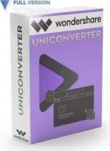 Wondershare Uniconverter 11.5.0.16 Crack + Registration Key Download