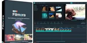 WonderShare Filmora Crack 9.2.7.11 Key Plus Code Download 2019