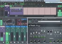 N-Track Studio 9.1.0 Build 3625 Crack & Product Key Free Download 2019