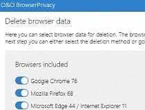 O&O BrowserPrivacy 14.6 Build 605 Crack With Serial Key 2020