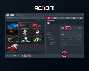 Mirillis Action 3.10.2 Serial Key + Crack Keygen Full Version 2020