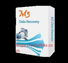 M3 Data Recovery 5.8 License Key + Crack Latest 2020