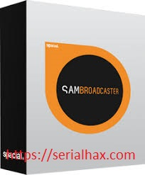 SAM Broadcaster PRO 2020.1 Crack with Key Free Download Latest Version