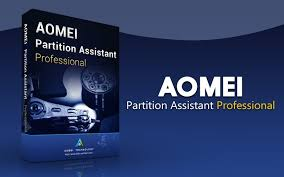 AOMEI Partition Assistant Crack 8.10 Serial Key 2021