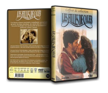 Сериал Эмили Дочери Калеба купить dvd диск заказав на ...