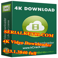 4K Video Downloader 4.13.1.3840 full