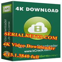 4K Video Downloader 4.13.1.3840 full