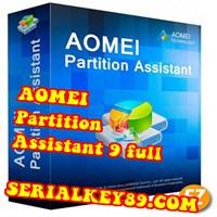 AOMEI Partition Assistant 9