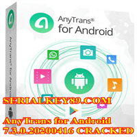 AnyTrans for Android 7.3.0.20200416 CRACKED