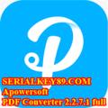 Apowersoft PDF Converter 2.2.7.1