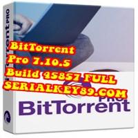 BitTorrent Pro 7.10.5 Build 45857
