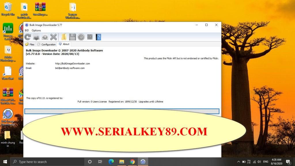 Bulk Image Downloader 5.77.0