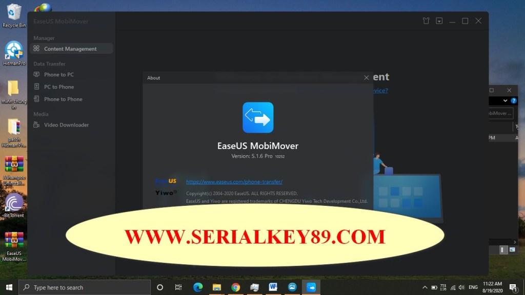 EaseUS MobiMover Pro 5.1.6