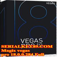 Magix vegas pro 18.0.0.284