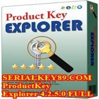 ProductKey Explorer 4.2.5