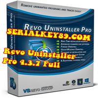Revo Uninstaller Pro 4.3.7
