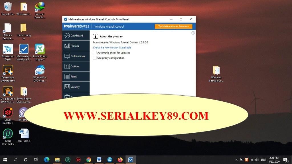Windows Firewall Control 6.4