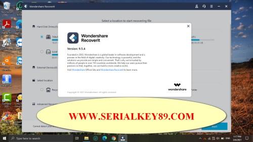 Wondershare Recoverit 9.5.4.13