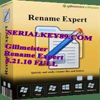 Gillmeister Rename Expert 5.21.10