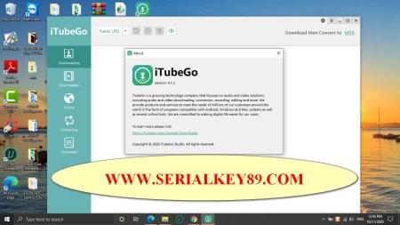 iTubeGo YouTube Downloader 4.1.2