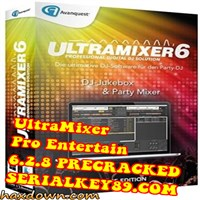 UltraMixer Pro Entertain 6.2.8