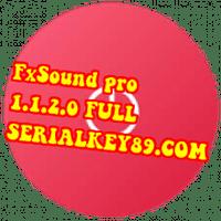FxSound pro 1.1.2