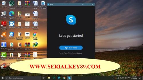 Skype 8.69