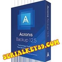 Acronis Cyber Backup 12.5.16428
