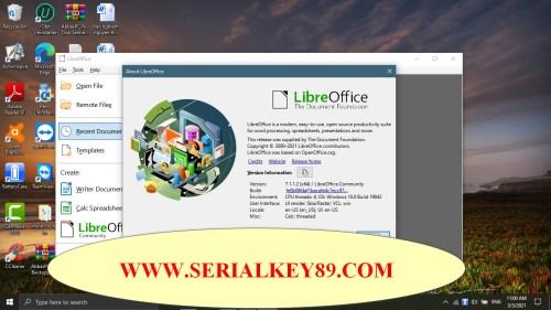 LibreOffice 7.1.1.2