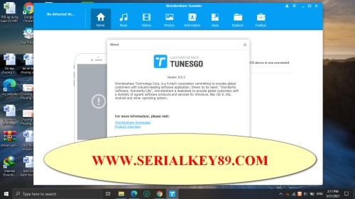Wondershare TunesGo 9.8.3.47