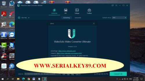 VideoSolo Video Converter Ultimate 2.2.6