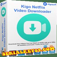 Kigo Netflix Video Downloader 1.5.0