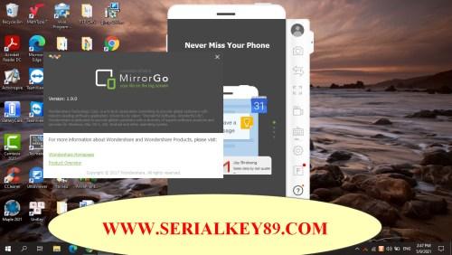 Wondershare MirrorGo 1.9.0.6