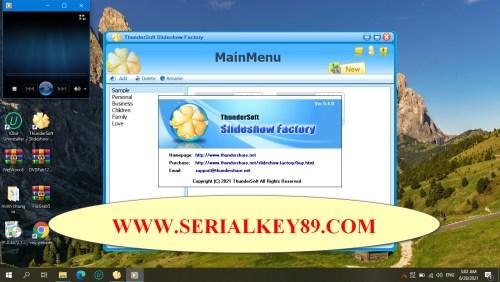 ThunderSoft Slideshow Factory 5.4.0